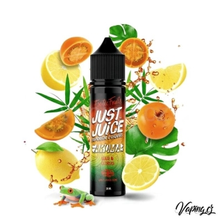 Just Juice aroma LULO & CITRUS (naranjilla a citrón) 60/20ml