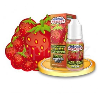 American Stars 10ml 18mg Strawberry Fields Forever