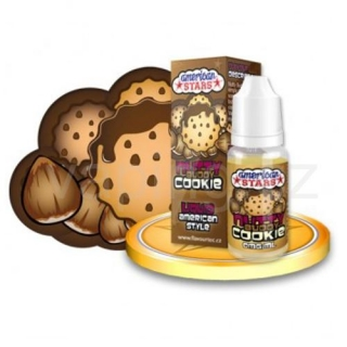 American Stars 10ml 18mg Nutty Buddy Cookie