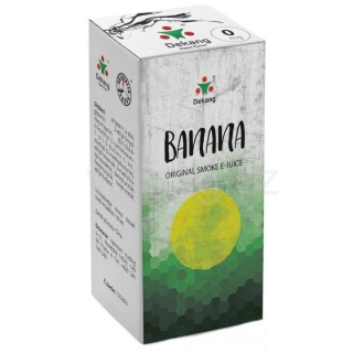 Liquid Dekang Banana 10ml - 0mg (Banán)