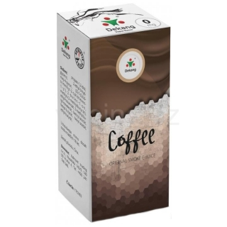 Liquid Dekang Coffee 10ml - 0mg (Káva)