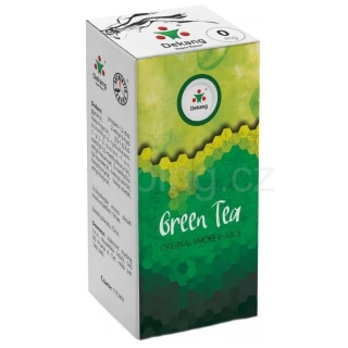 Liquid Dekang Green Tea 10ml - 0mg (Zelený čaj)