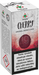 Liquid Dekang Cherry 10ml - 6mg (Třešeň)