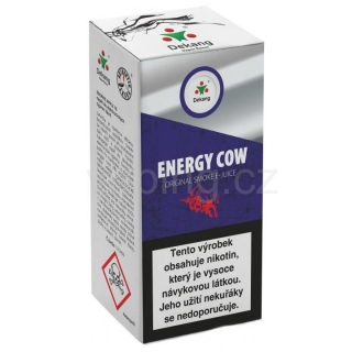 Liquid Dekang Energy cow 10ml - 6mg (energetický nápoj)