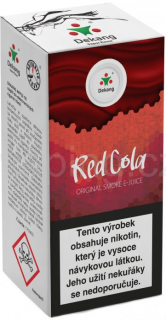 Liquid Dekang Red Cola 10ml - 6mg (Kola)