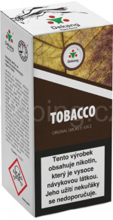 Liquid Dekang Tobacco 10ml - 6mg (tabák)