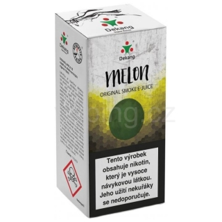 Liquid Dekang Melon 10ml - 18mg (Žlutý meloun)