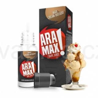 ARAMAX Max Cream Desert 10ml 3mg