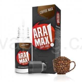 ARAMAX Max Coffee 10ml 18mg