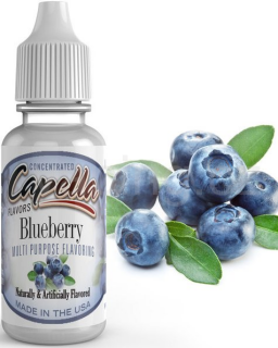 Příchuť Capella - Borůvka / Blueberry 13ml