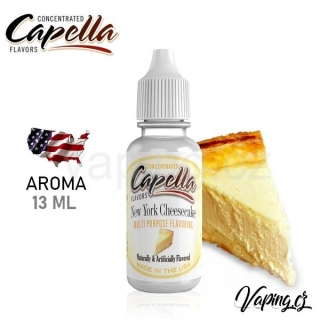 Capella New York Cheesecake aroma (americký dezert) 13ml