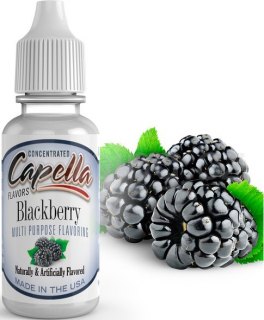 Příchuť Capella - Ostružina / Blackberry 13ml