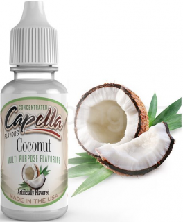 Příchuť Capella - Kokos / Coconut 13ml