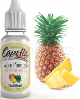 Příchuť Capella - Ananas / Golden Pineapple 13ml