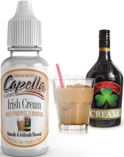 Příchuť Capella - Irský likér / Irish Cream 13ml