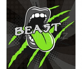 Big Mouth Beast (Energy drink) 10ml