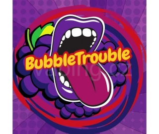 Big Mouth Bubble Trouble (Hroznová žvýkačka) 10ml
