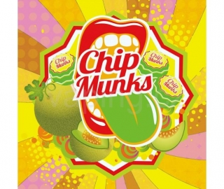 Big Mouth Chip Munks (Melounové lízátko) 10ml