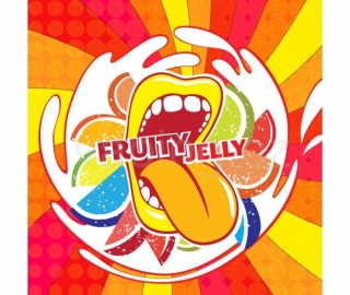 Big Mouth Fruity Jelly (Ovocné bonbony) 10ml