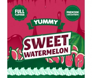 Yummy Sladký meloun (Sweet Watermelon) 10ml