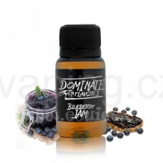 Dominate Flavors Blueberry Jam 15ml