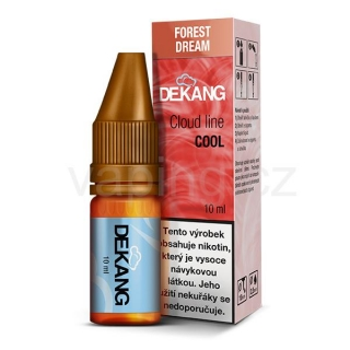 Dekang Cloud Line Forest Dream (Lesní ovoce) 10ml 1,5mg