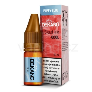 Dekang Cloud Line Puffy Blue (Ledové borůvky) 10ml 1,5mg