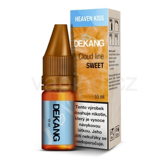 Dekang Cloud Line Heaven Kiss (Maracuja bonbony) 10ml 3mg
