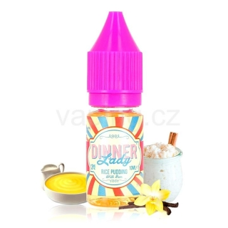 Dinner Lady Rice Pudding 10ml 3mg