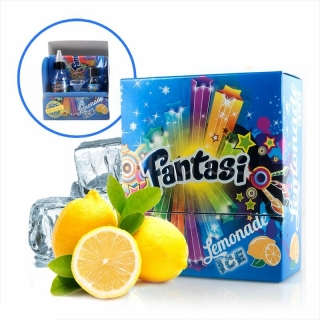 Fantasi Shake'n'Vape Ledová citronáda (Lemonade Ice) 30ml