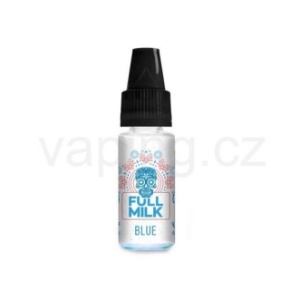 Full Milk Aroma Blue (Broskve a banány s krémem) 10ml