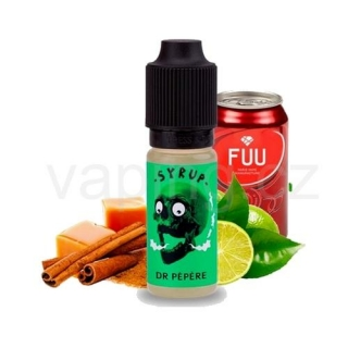 The Fuu Syrup příchuť Cola nápoj (Dr Pépére) 10ml