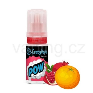 CrazyVape příchuť POW (grapefruit s grenadinou) 10ml