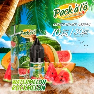 Pack ALO příchuť Rockmelon (Melounový mix) 10ml