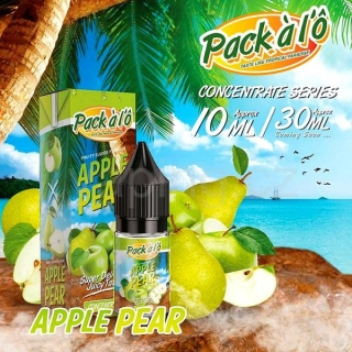 Pack ALO příchuť Apple Pear (Jablka s hruškami) 10ml