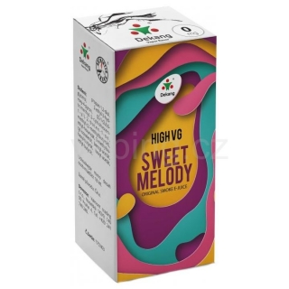 Dekang High VG Sweet Melody 10ml (Broskev s citrónem) 0mg