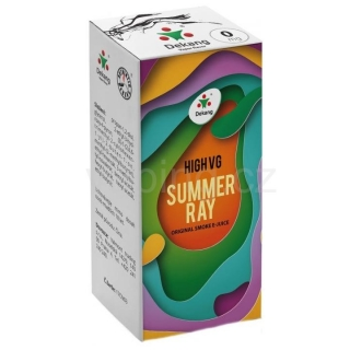 Dekang High VG Summer Ray 10ml (Ovocná směs) 0mg