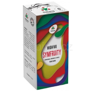 Dekang High VG Symfruity 10ml (Ovocný mix) 0mg