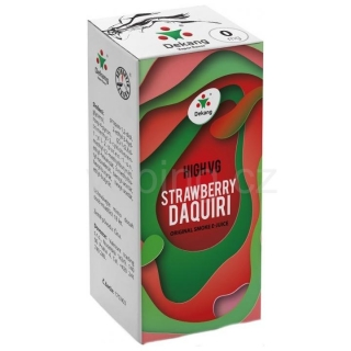 Dekang High VG Strawberry Daquiri 10ml (Jahodový koktejl) 0mg
