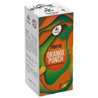 Dekang High VG Orange Punch 10ml (Sladký pomeranč) 0mg