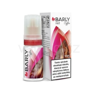 Barly RED Coffee 10ml - 5mg