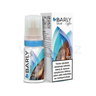 Barly BLUE Coffee 10ml - 0mg
