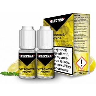 Electra Citron 2x10ml 0mg