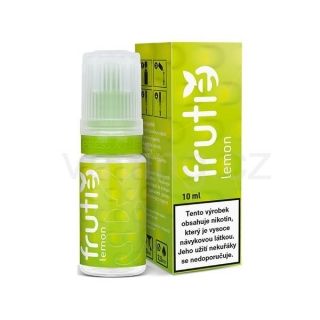 Frutie 70/30 Citrón (Lemon) 10ml 0mg