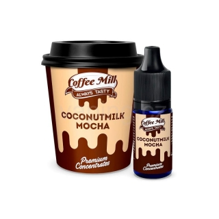 Coffee Mill Aroma (Coconutmilk Mocha) 10ml