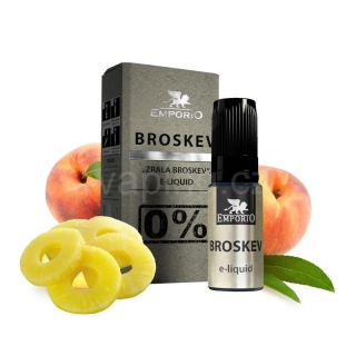 Emporio Broskev 10ml 0mg