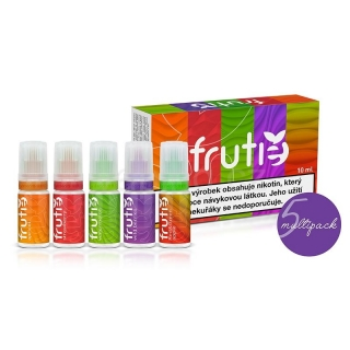 Frutie 70/30 (Variety Pack) 50ml 0mg