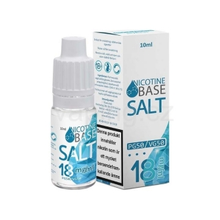 Salt Nicotine Base 50PG/50VG (18mg) 10ml