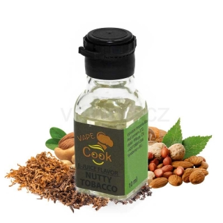 Vape Cook příchuť Nutty Tobacco 10ml