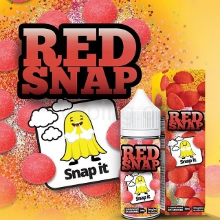 Snap it aroma Red Snap (jahodové želatinové bonbóny) 10ml
